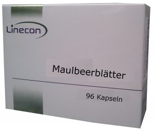 Maulbeerblätter Extrakt mit Vitaminen
