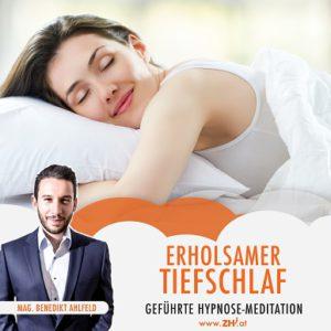 erholsamer Tiefschlaf, mit hypnose tief schlafen