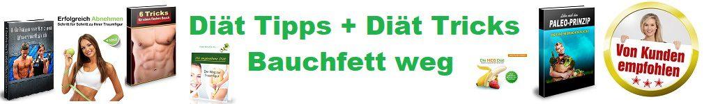 Diät Tipps ++ Diät Tricks ++ Bauchfett weg